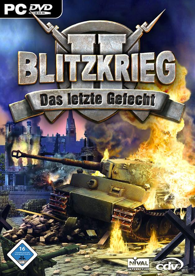 Blitzkrieg 2 - Das letzte Gefecht AddOn