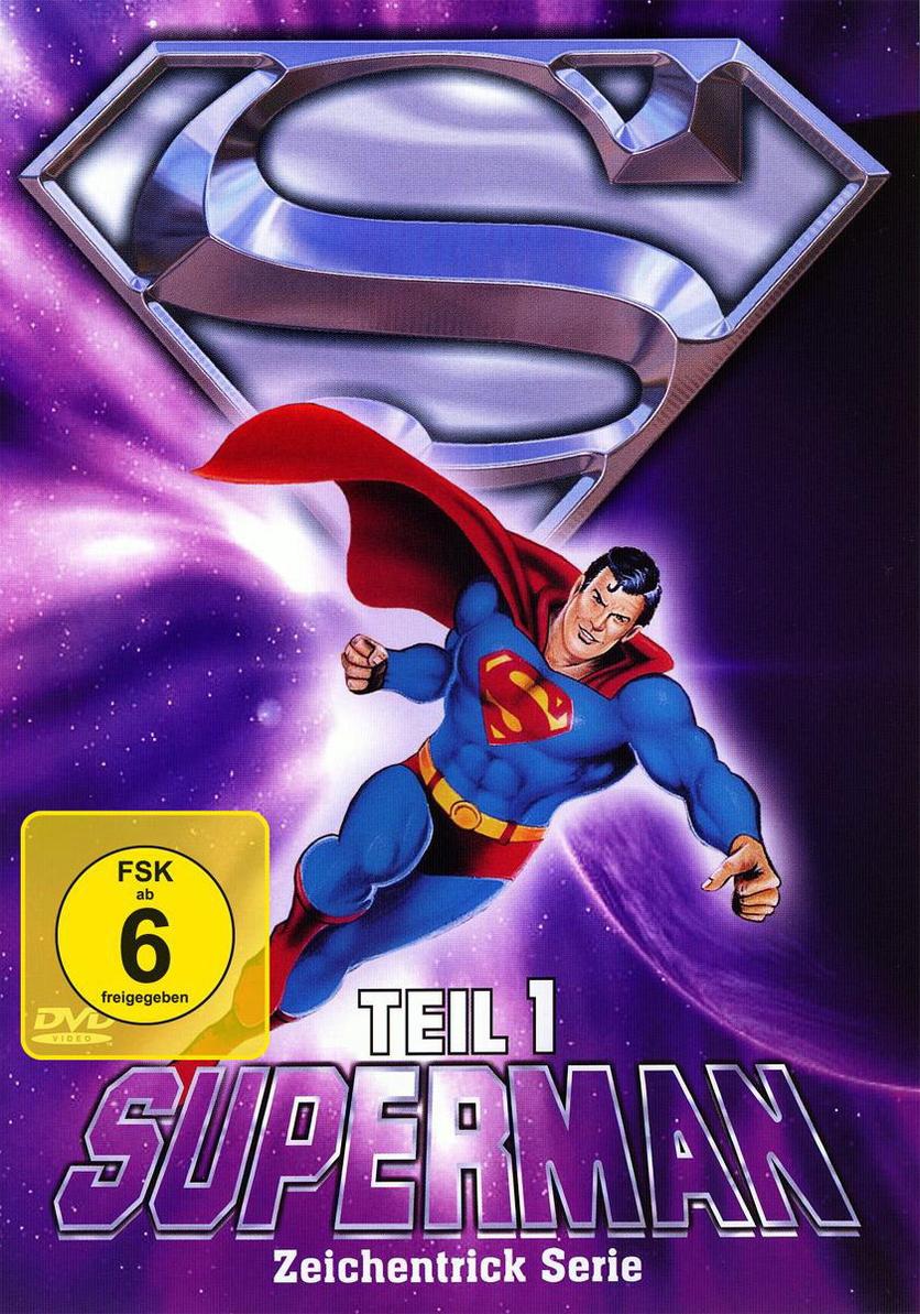 Superman Teil 1 (Zeichentrick)