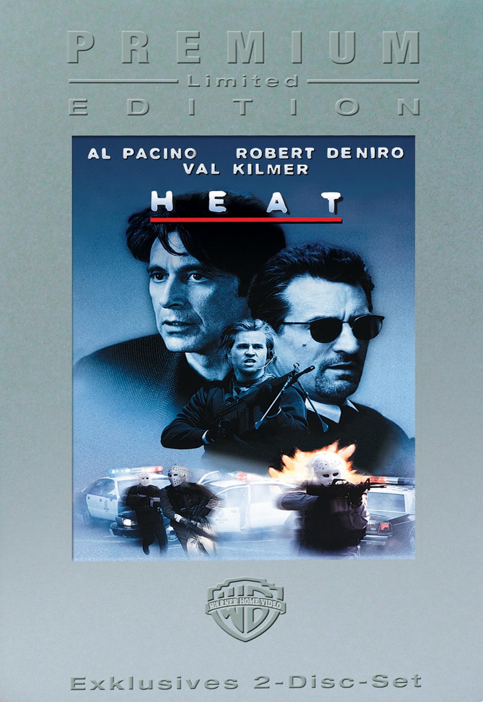 Heat [Premium Limited Edition, 2 DVDs]