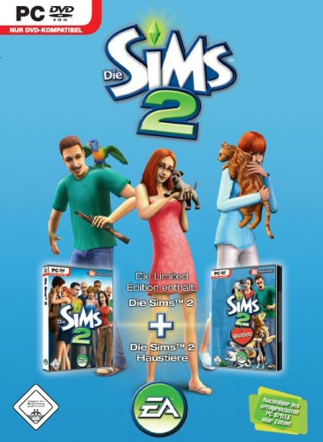 Sims 2 - incl. Haustiere AddOn