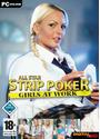 Girls at Work: Strip Poker