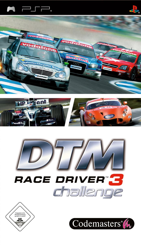 DTM Race Driver 3: Challenge