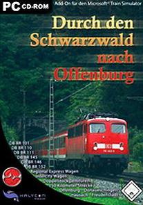 Durch den Schwarzwald nach Offenburg