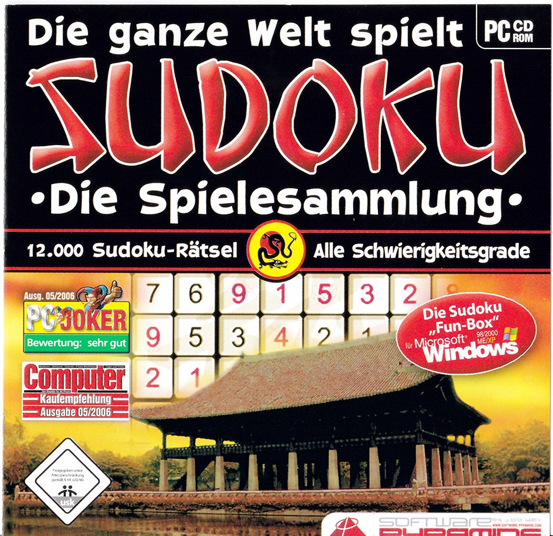 Sudoku - Die Spielesammlung