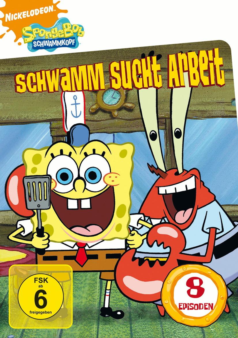 Spongebob Vol. 3 - Schwamm sucht... Arbeit