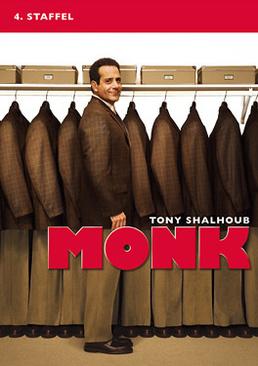 Monk - Staffel 4