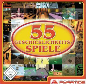 55 Geschicklichkeitsspiele