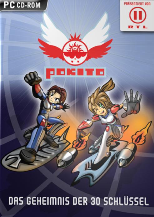 Pokito-Das Rätsel der 30 Schlüssel