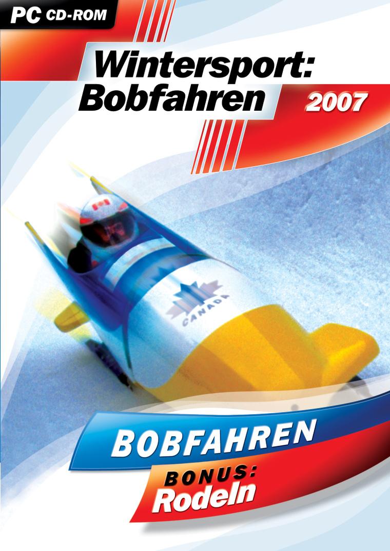 Wintersport Bobfahren 2007