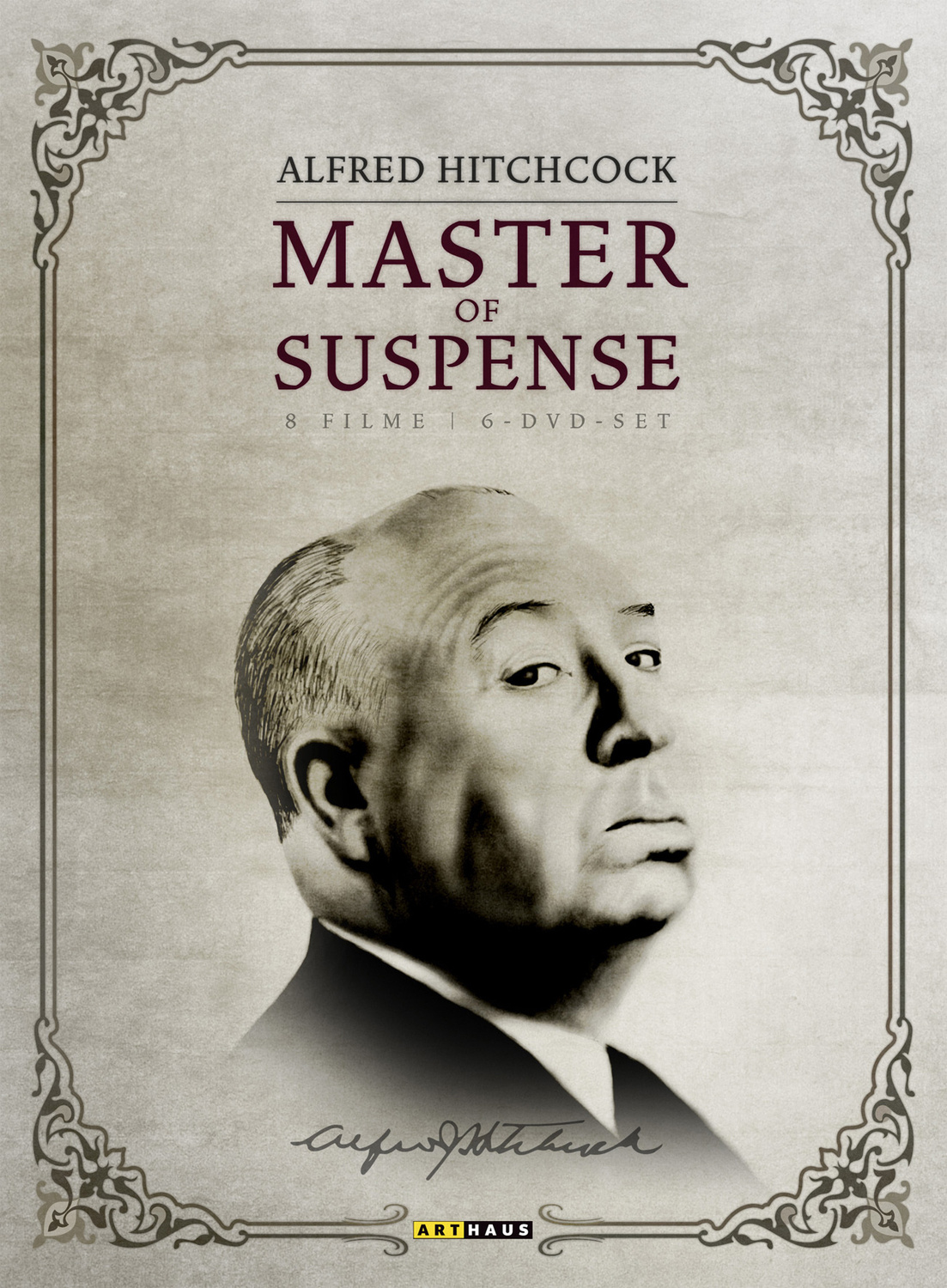 Master of Suspense Box (6 DVDs)