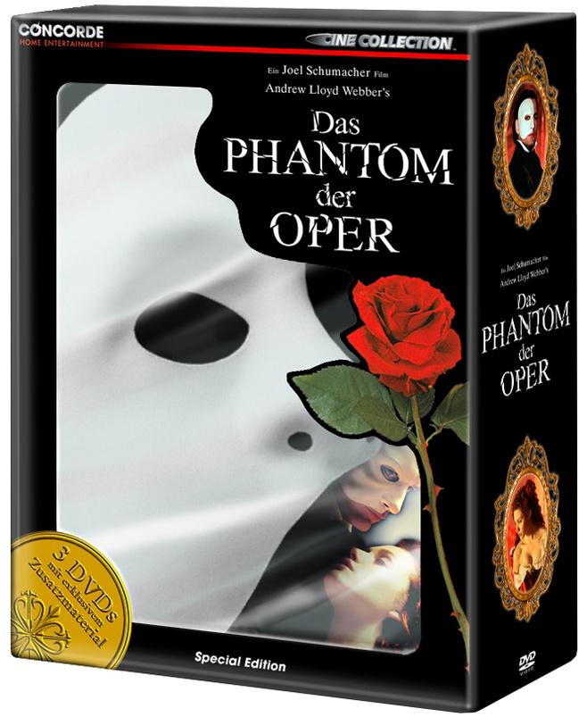 Phantom der Oper, Das - SE (3 DVDs)