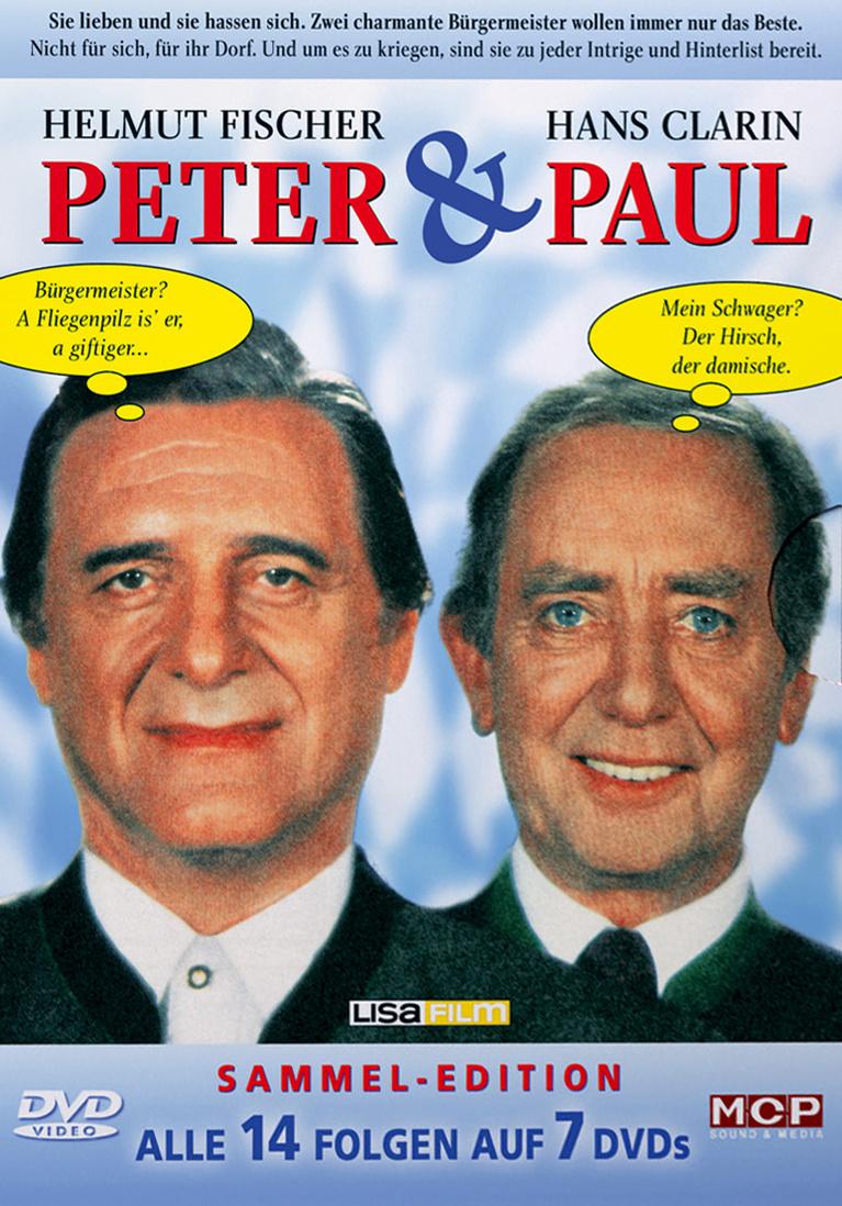 Peter & Paul - Sammel-Edition (7DVD´s)