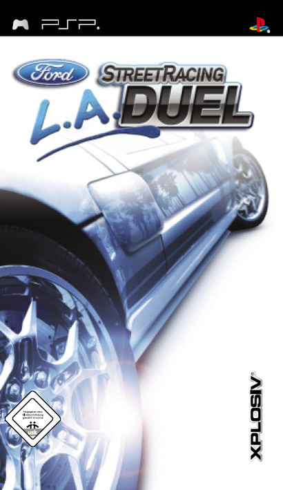 Ford Street Racing - L.A. Duel... Publisher