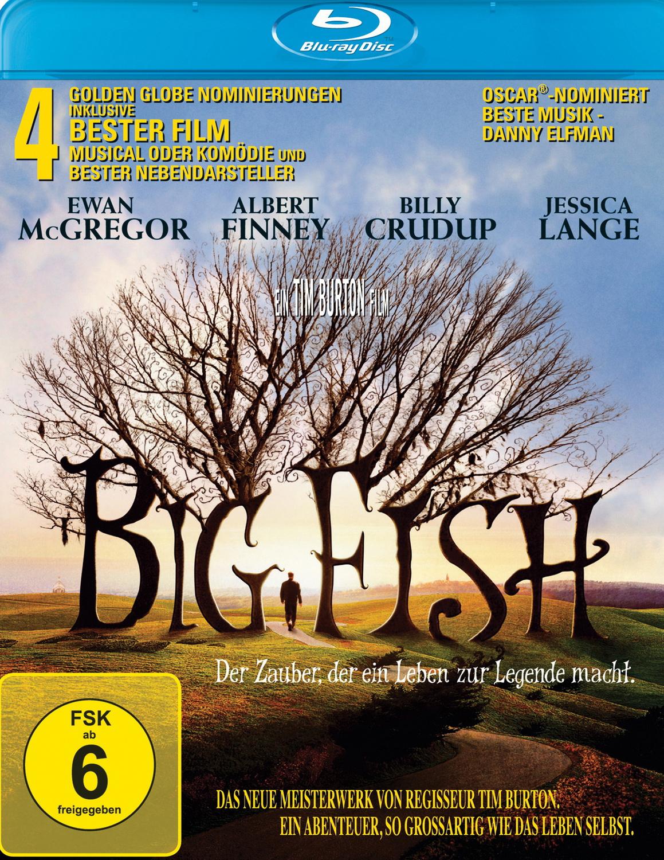 Big Fish: Der Zauber, der ein Leben zur Legende macht