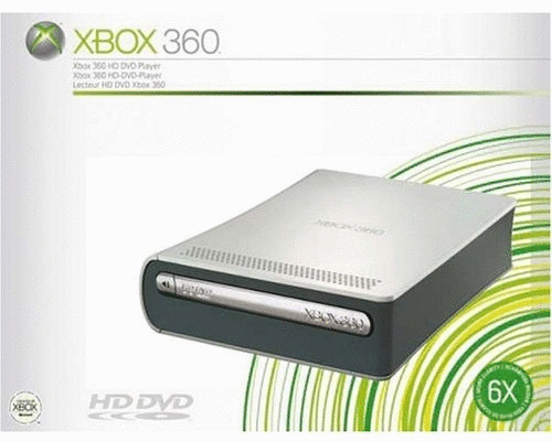 XBox 360 HD-DVD Player [inkl. Fernbedienung]