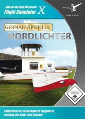 FSX AddOn:German Airfields 2 Nordlichter