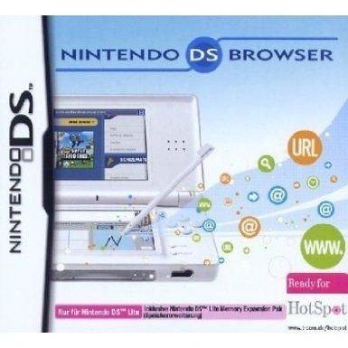 Nintendo DS Browser & Memory Expansion Pak