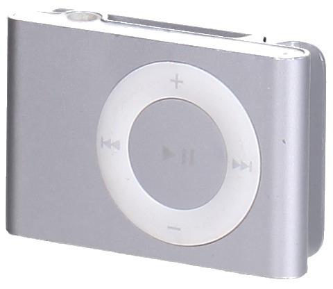 Apple iPod shuffle 2G 1GB silber