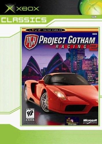 Project Gotham Racing 2 [Classics]