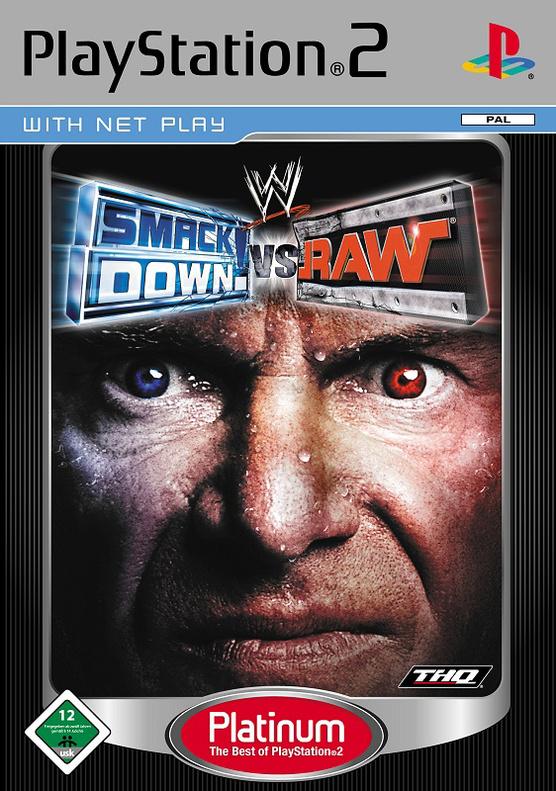 WWE Smackdown vs. Raw (Platinum)