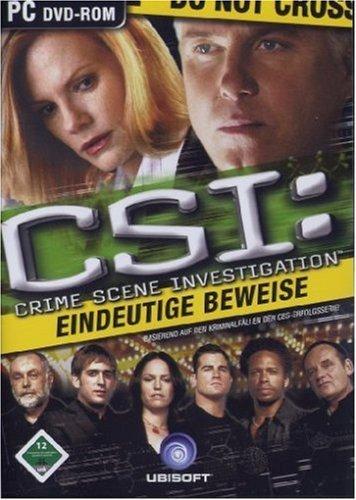 CSI: Hard Evidence Eindeutige Beweise