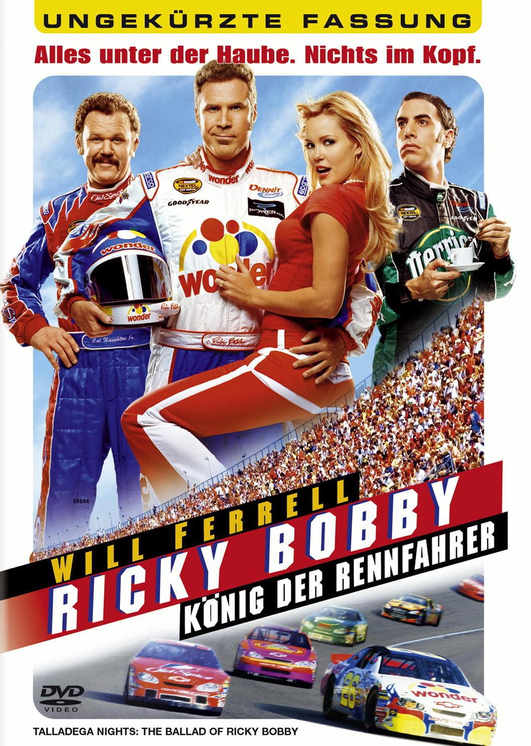 Ricky Bobby: König der Rennfahrer ungekürztte F...