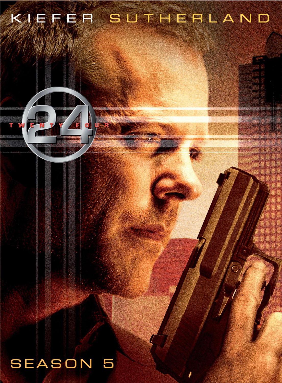 24-Twenty Four - Season 5 Box Set