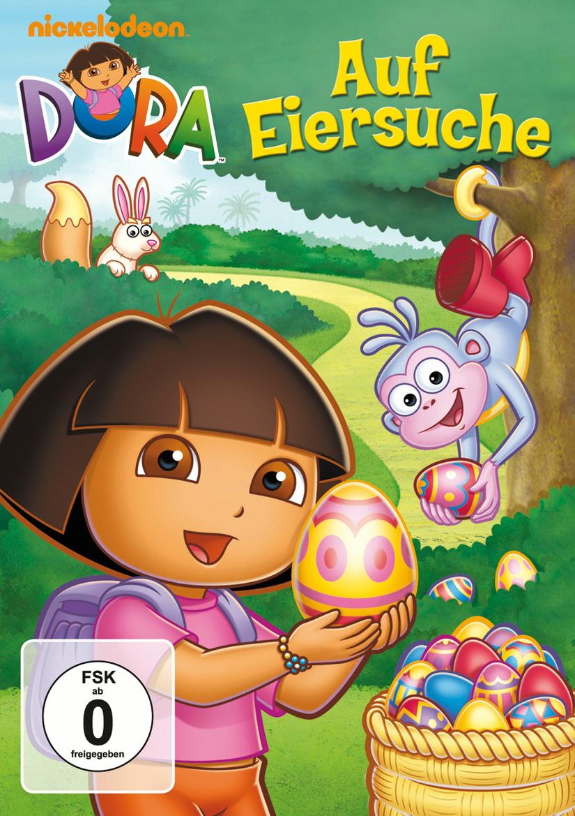 Dora: Auf Eiersuche