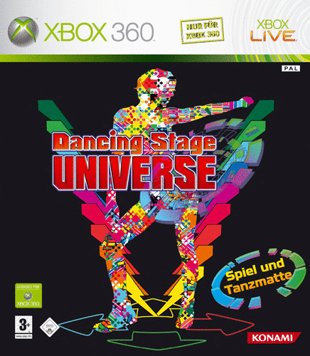 Dancing Stage Universe: Workout Collection [inkl. Tanzmatte]