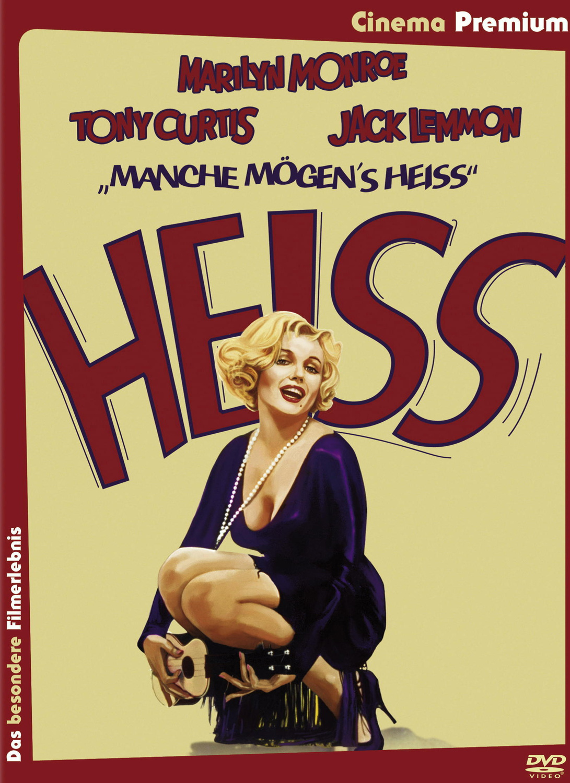 Manche mögen´s heiss-Cinema Premium