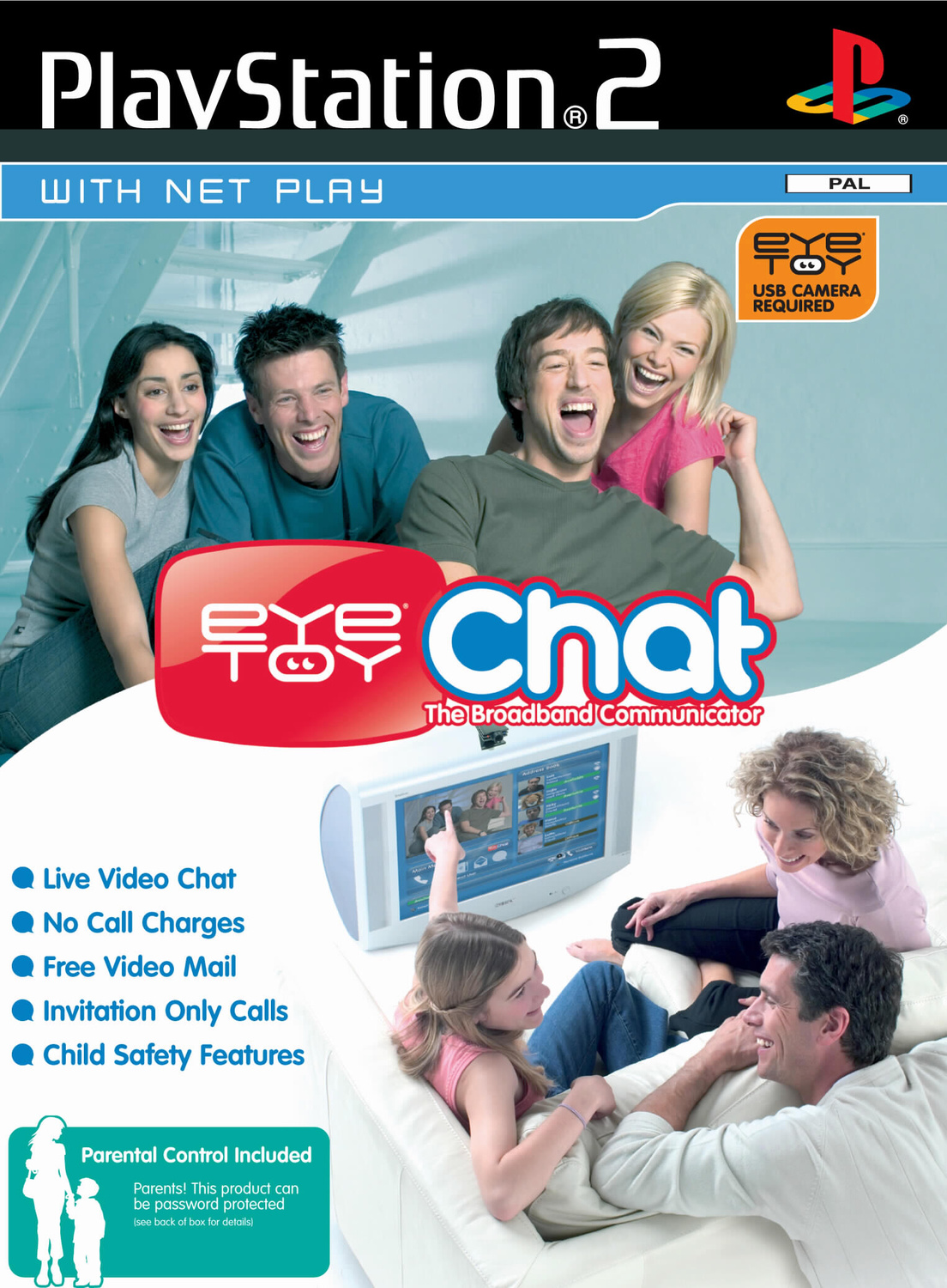 EyeToy Chat (Nur Software)