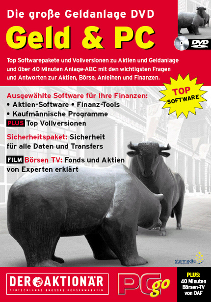 große Geldanlage, Die - Geld & PC inkl. Top-Vol...