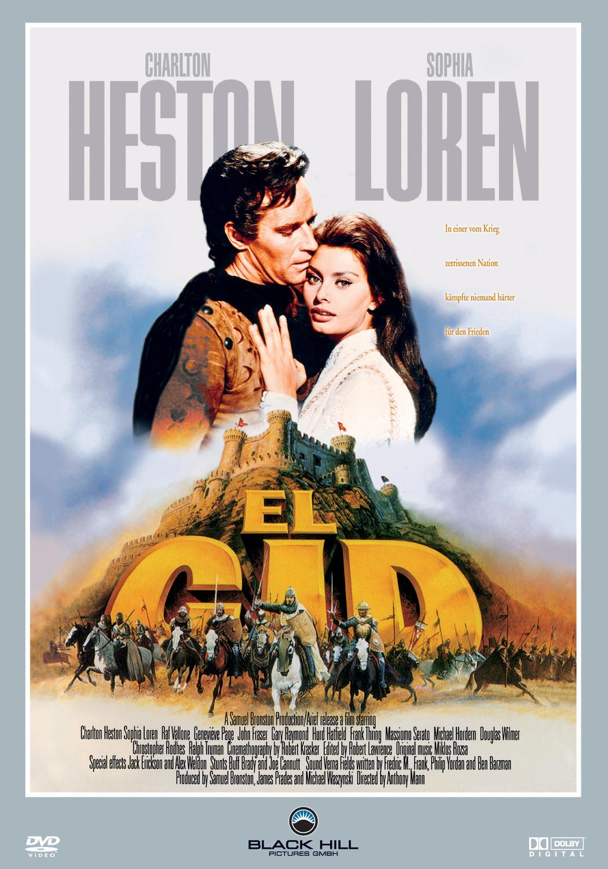 El Cid (Charlton Heston)