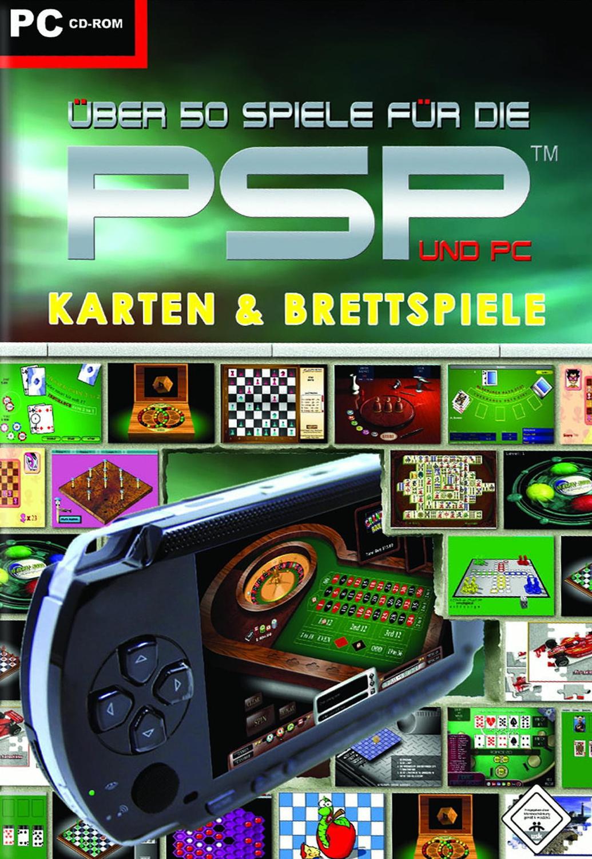 50 PSP Spiele Karten & Brettspiele