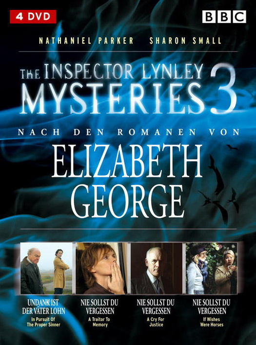 The Inspector Lynley Mysteries Vol.3