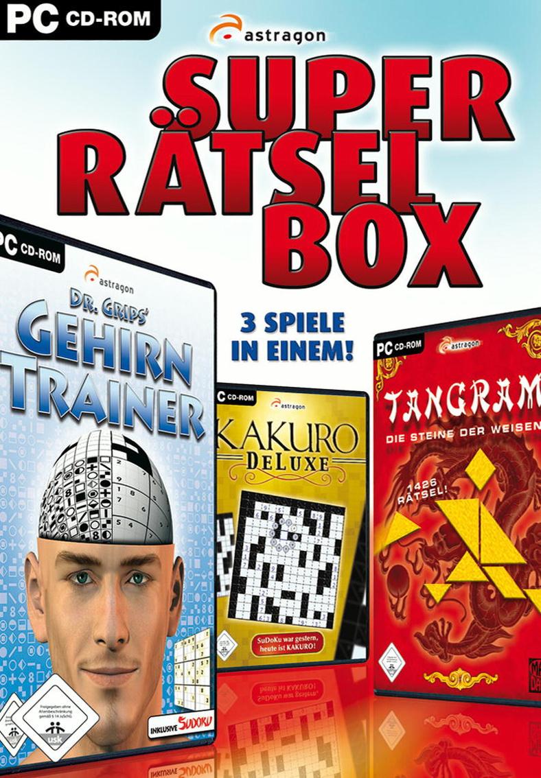 Super Rätsel Box