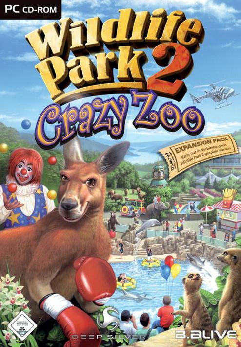 Wildlife Park 2 AddOn: Crazy Zoo