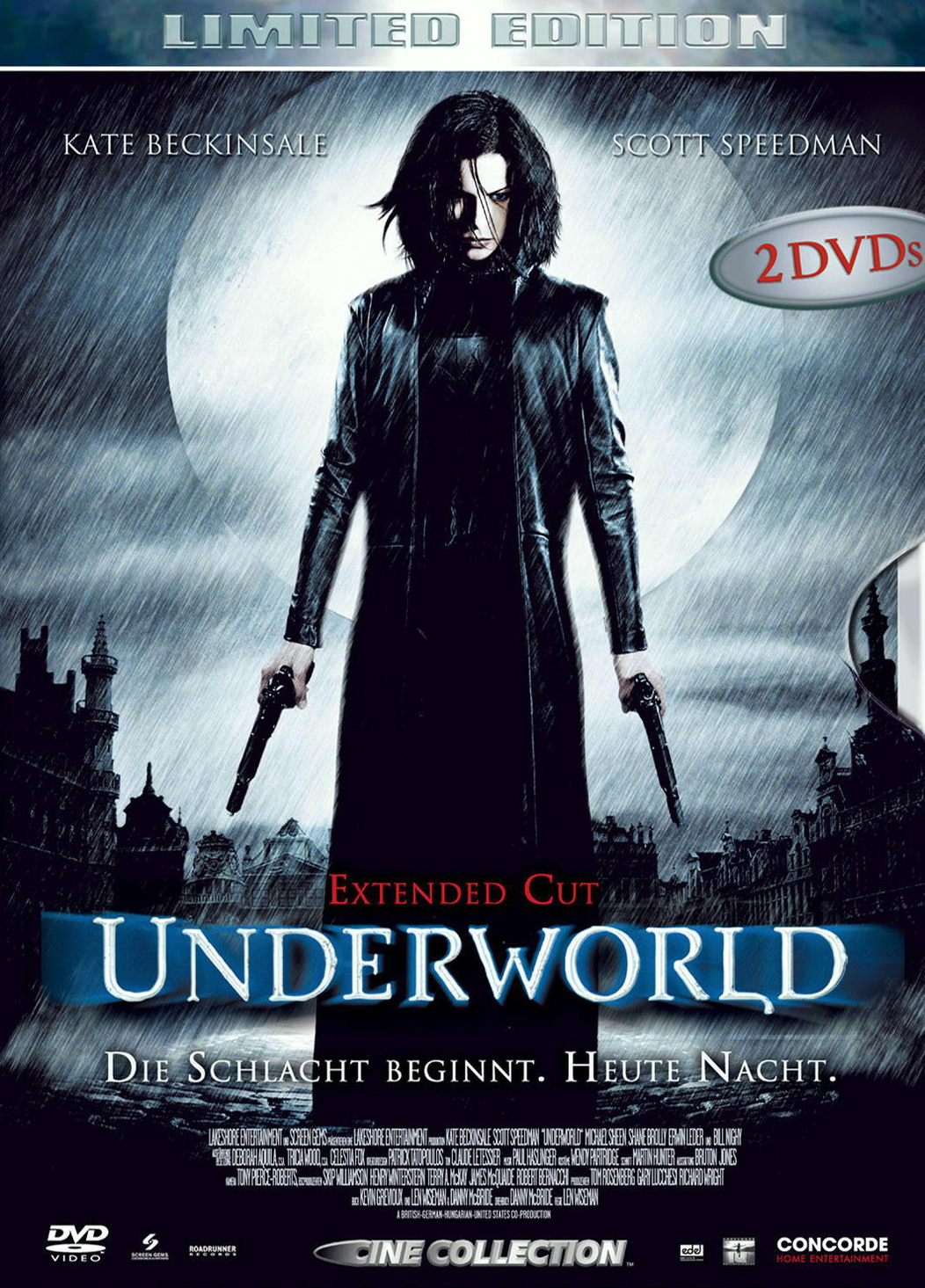 Underworld Ext.Cut - Steelcase Ltd.