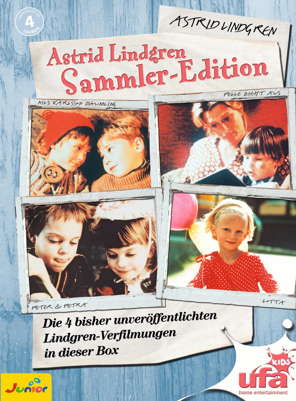 Astrid Lindgren Sammleredition (2DVDs)