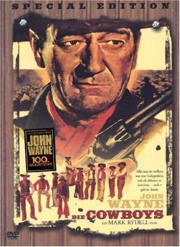 Cowboys, Die S.E. (Holzbox/1DVD)