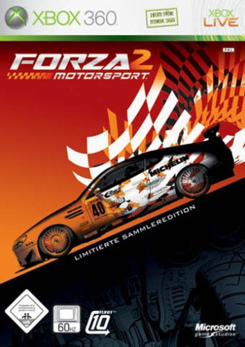 Forza Motorsport 2 [Limited Edition]