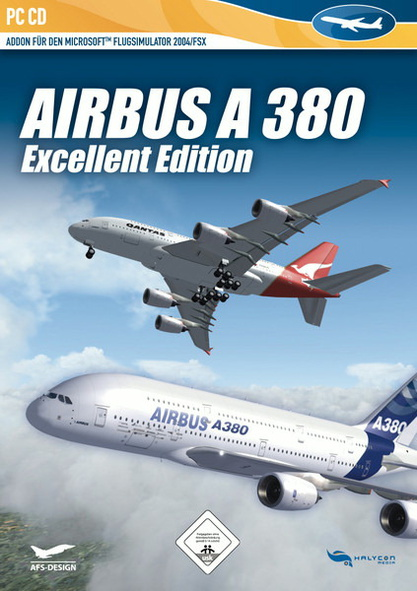 FSX AddOn: Airbus A380 Exc. Edi.