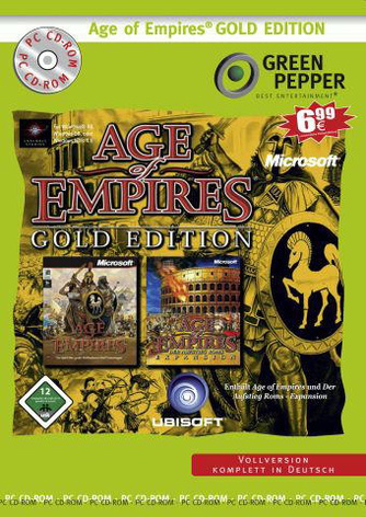 Age of Empires [Gold Edition]