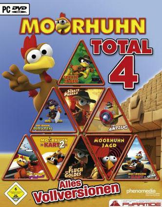 Moorhuhn Total 4