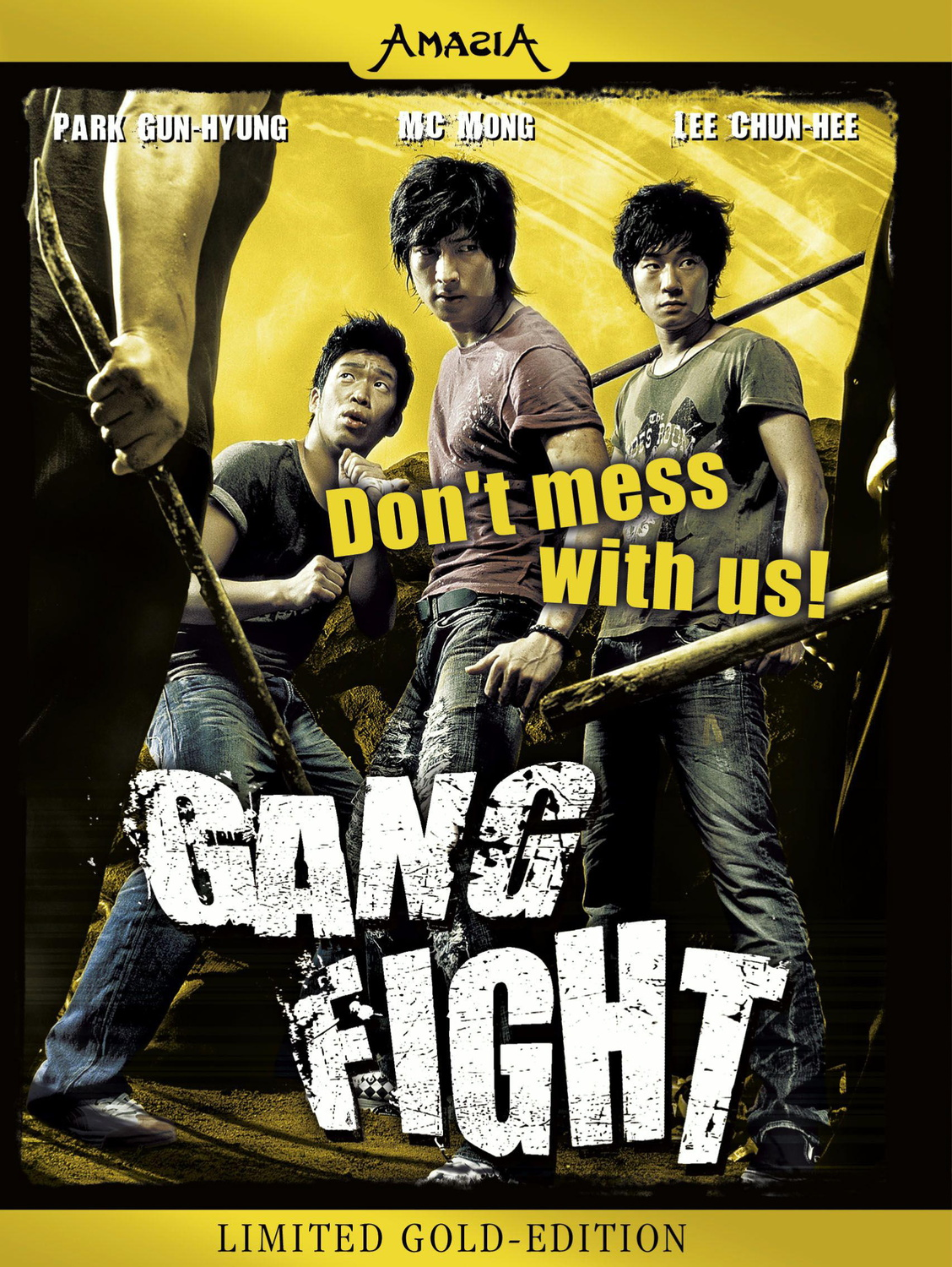 Gangfight - Limited Gold Edition