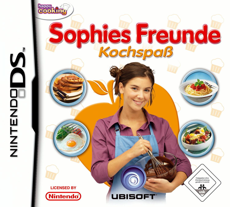 Sophies Freunde: Kochspass