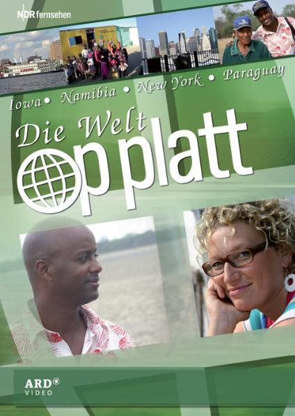 Die Welt op Platt 1 - Iowa/Namibia/New York/Par...