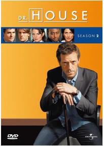 Dr. House - Season 2 [6 DVDs]