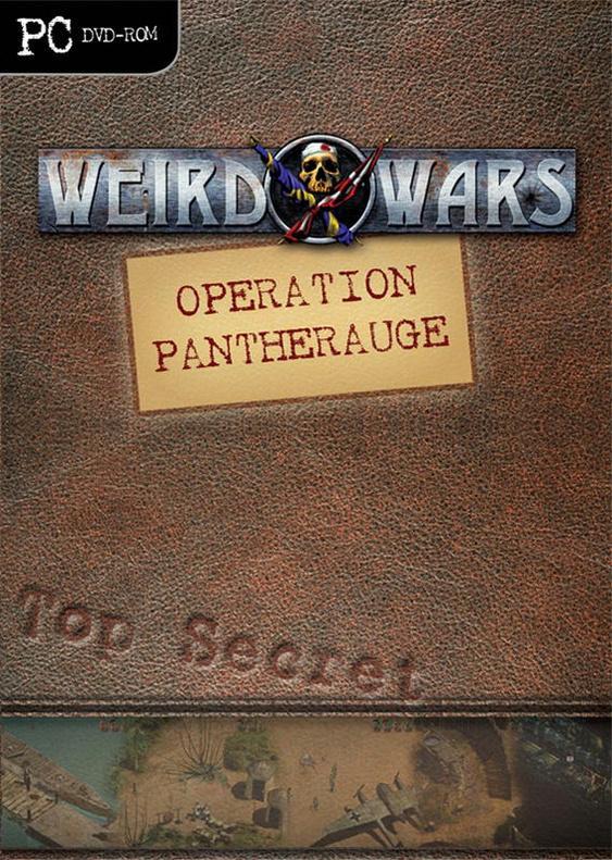 Weird Wars: Geheimoperation Pantherauge