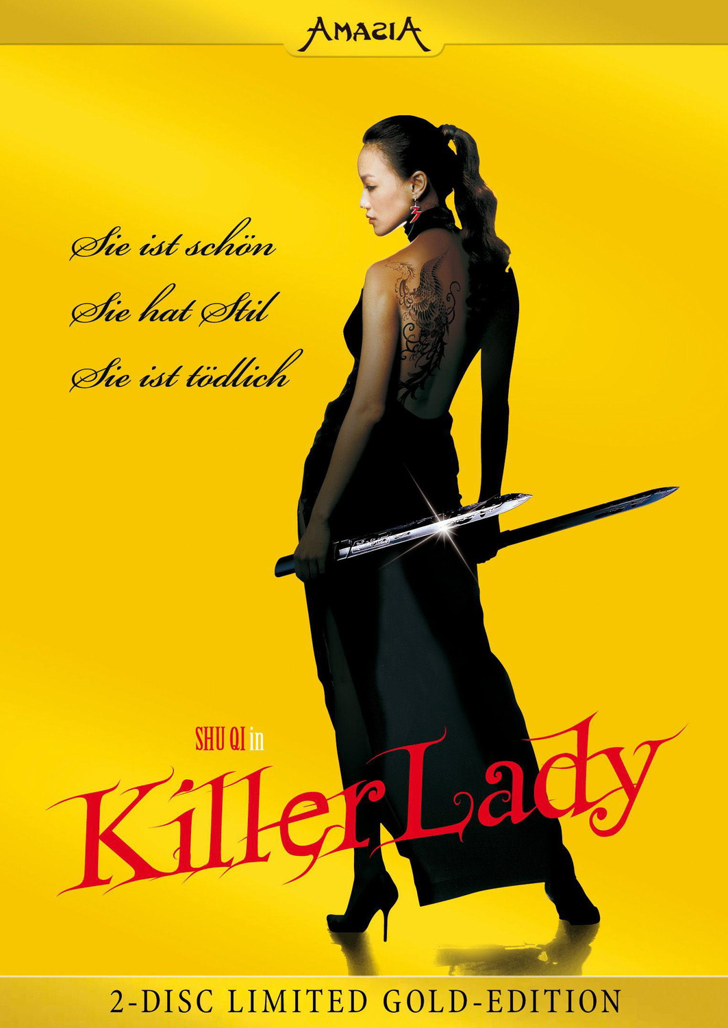 Killerlady - Limited Gold Edition